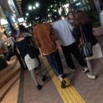 岡田将生とあいのり桃が渋谷で2ショット撮られる!_画像_ももは結婚してるから不倫__売名____わんわんお!